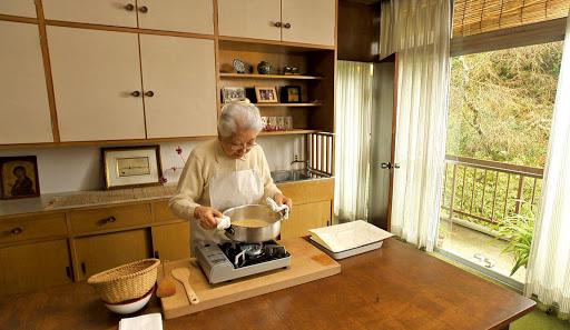 天のしずく- 料理家 辰巳芳子の物語